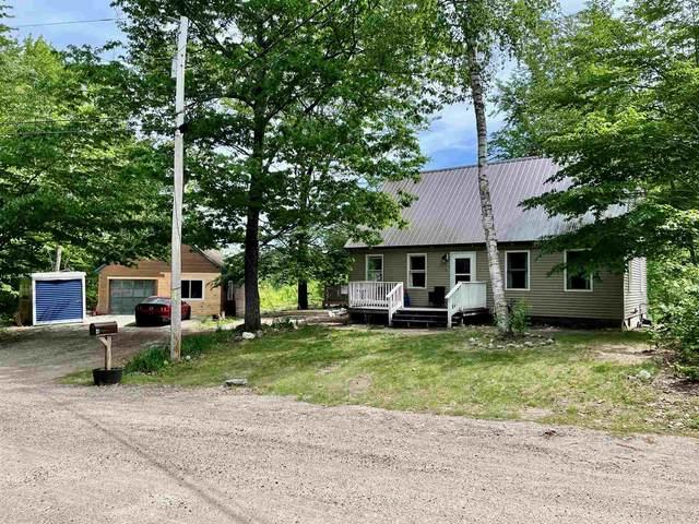 4 Woodcrest Drive, Ossipee, NH 03864 (MLS #4864329) :: The Hammond Team