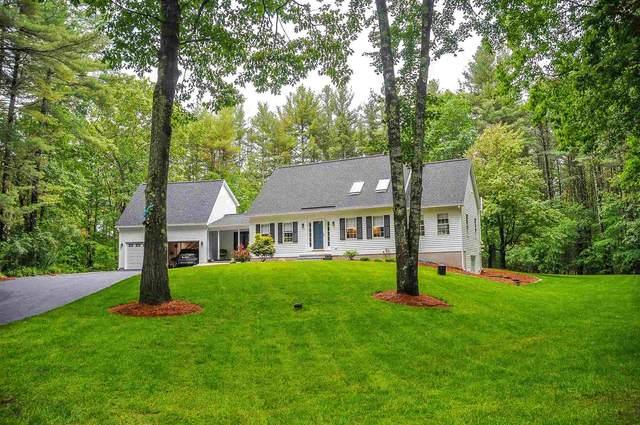 80 Hayden Road, Hollis, NH 03049 (MLS #4864413) :: Lajoie Home Team at Keller Williams Gateway Realty