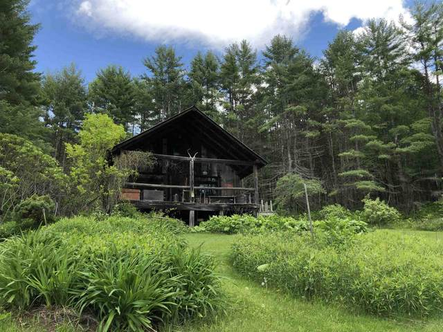 593 Tigertown Road, Norwich, VT 05055 (MLS #4864598) :: Hergenrother Realty Group Vermont