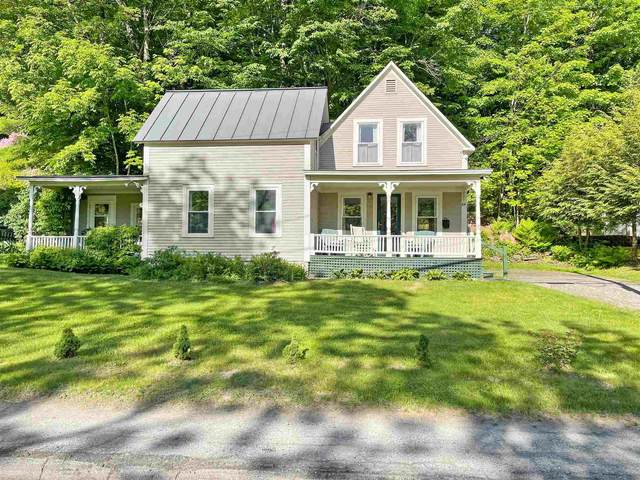65 South Street, Woodstock, VT 05091 (MLS #4864662) :: Signature Properties of Vermont