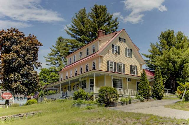 2331 White Mountain Highway, Conway, NH 03860 (MLS #4864694) :: The Hammond Team