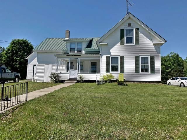 38 Church Street, Burke, VT 05871 (MLS #4864696) :: Keller Williams Coastal Realty