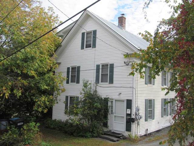 8 Ford Street, Woodstock, VT 05091 (MLS #4864874) :: Signature Properties of Vermont