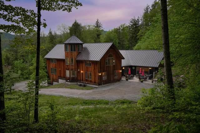 945 Riverside Park Road, Woodstock, VT 05091 (MLS #4864875) :: Signature Properties of Vermont