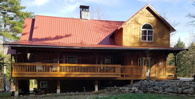18 Stoneview Road, Ossipee, NH 03864 (MLS #4864934) :: The Hammond Team