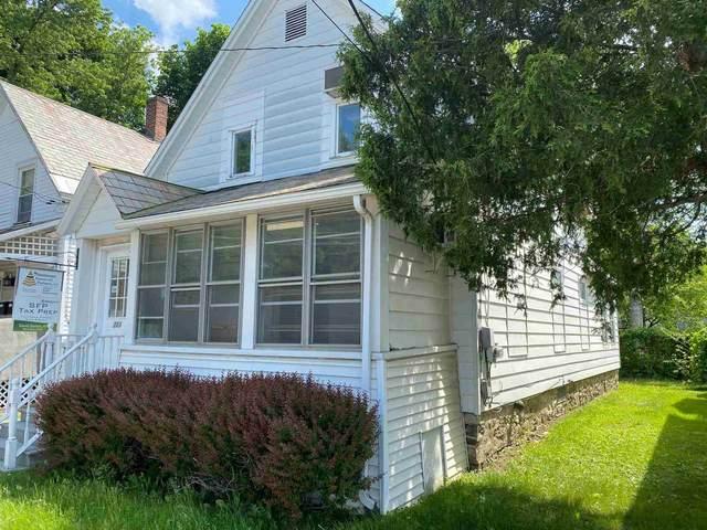 213 School Street, Bennington, VT 05201 (MLS #4865243) :: Keller Williams Realty Metropolitan