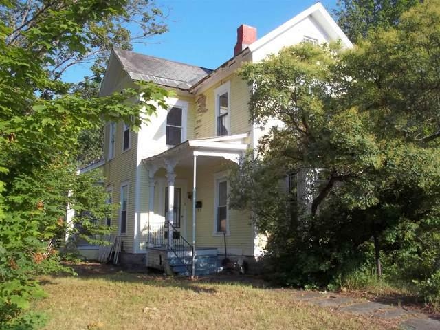 56 Caernarvon Street, Fair Haven, VT 05743 (MLS #4865360) :: The Gardner Group