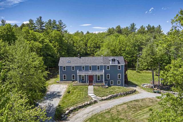 52 Bog Road, New London, NH 03257 (MLS #4865417) :: Signature Properties of Vermont