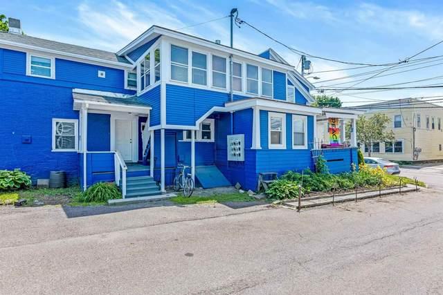 122 Maple Street #3, Burlington, VT 05401 (MLS #4865510) :: Signature Properties of Vermont