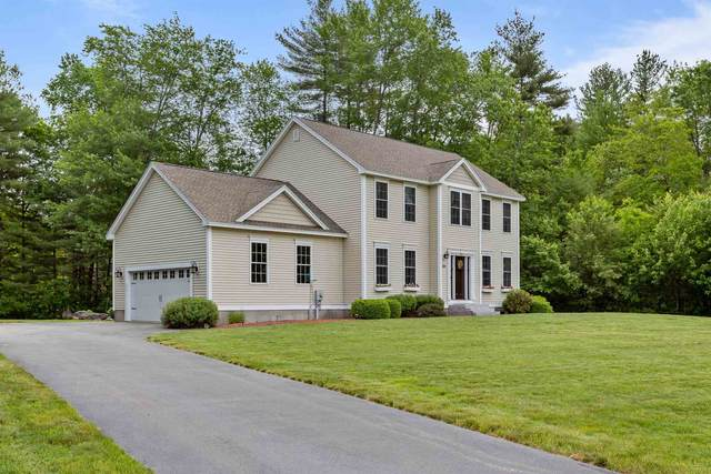 24 Tanager Way, Londonderry, NH 03053 (MLS #4865532) :: Lajoie Home Team at Keller Williams Gateway Realty