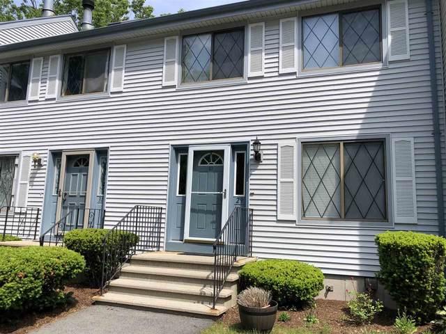 29 Vanden Road #29, Merrimack, NH 03054 (MLS #4865554) :: Lajoie Home Team at Keller Williams Gateway Realty