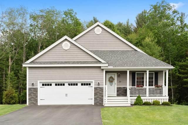 33 Cobblestone Drive #33, Hudson, NH 01851 (MLS #4865616) :: Lajoie Home Team at Keller Williams Gateway Realty