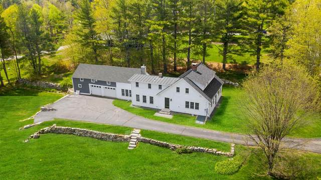 319 Burpee Hill Road, New London, NH 03257 (MLS #4865663) :: Signature Properties of Vermont