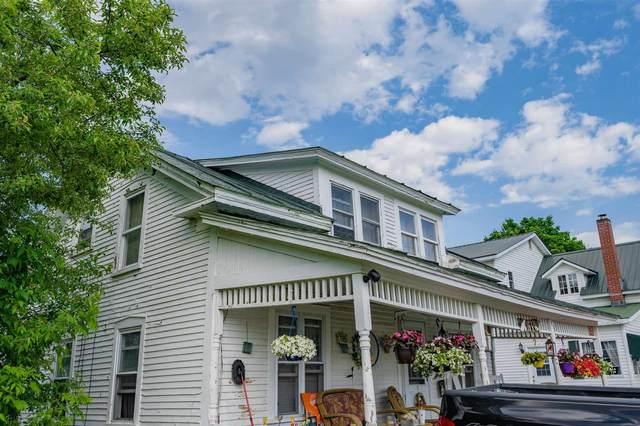 31 Liberty Street, Swanton, VT 05488 (MLS #4865749) :: Signature Properties of Vermont