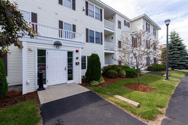 12 Vista Ridge Drive #34, Londonderry, NH 03053 (MLS #4865936) :: Lajoie Home Team at Keller Williams Gateway Realty