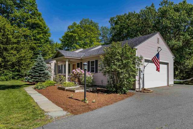 12 Blueberry Hill Drive, Lebanon, NH 03766 (MLS #4866110) :: Signature Properties of Vermont