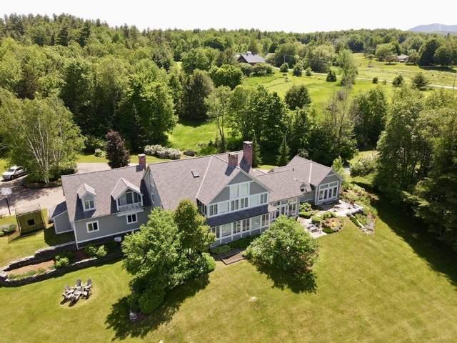 1109 East Warren Road, Waitsfield, VT 05673 (MLS #4866159) :: Signature Properties of Vermont