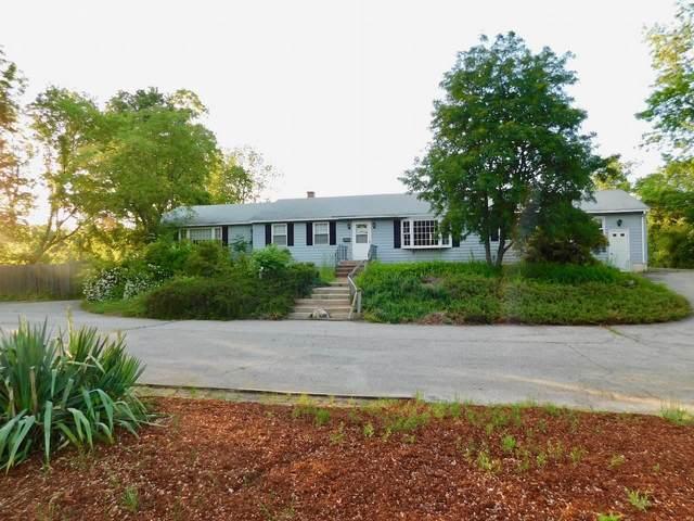5 Proctor Hill Road 5A,5B,5C,5D, Hollis, NH 03049 (MLS #4866235) :: Lajoie Home Team at Keller Williams Gateway Realty