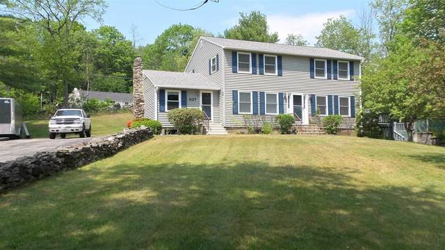 827 Route 106 North, Loudon, NH 03307 (MLS #4866241) :: Team Tringali