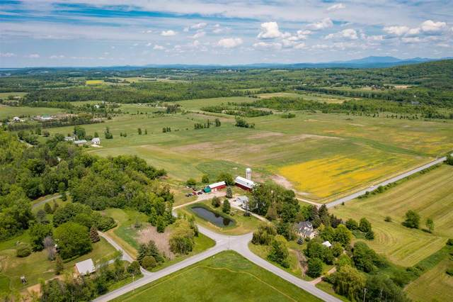 1324 Ferry Road House And Land, Charlotte, VT 05445 (MLS #4866326) :: The Gardner Group
