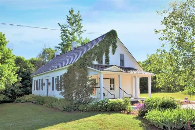 1250 Waterbury Road, Stowe, VT 05672 (MLS #4866358) :: Keller Williams Coastal Realty