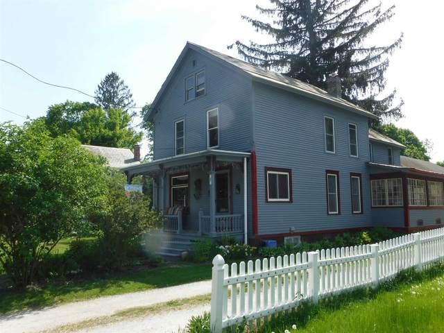 9 Pleasant Street, Fair Haven, VT 05743 (MLS #4866380) :: The Gardner Group