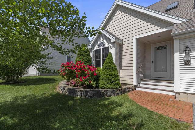 76 Hampton Meadows, Hampton, NH 03842 (MLS #4866416) :: Signature Properties of Vermont