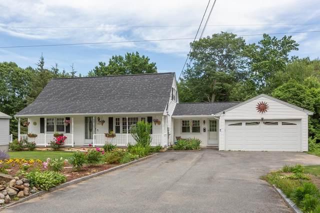 92 Gillis Street, Nashua, NH 03060 (MLS #4866463) :: Lajoie Home Team at Keller Williams Gateway Realty