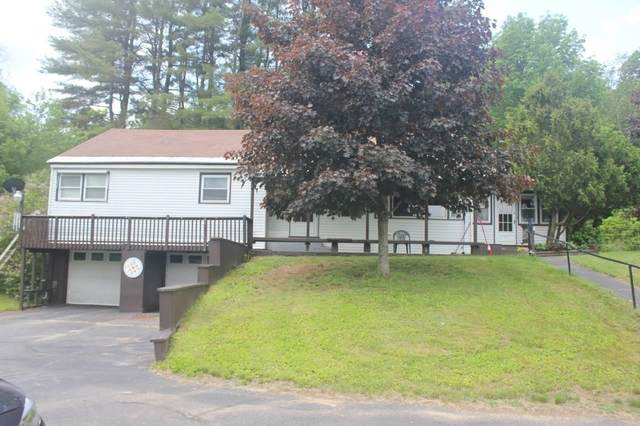 348 Brockway Mills Road, Springfield, VT 05156 (MLS #4866468) :: The Hammond Team