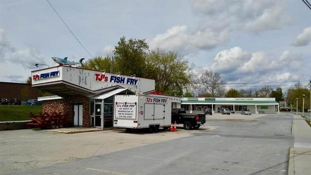 100 & 120 Depot Street, Bennington, VT 05201 (MLS #4866505) :: Keller Williams Realty Metropolitan