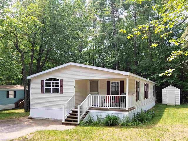 64 Fox Hill Lane, Conway, NH 03813 (MLS #4866554) :: Keller Williams Coastal Realty