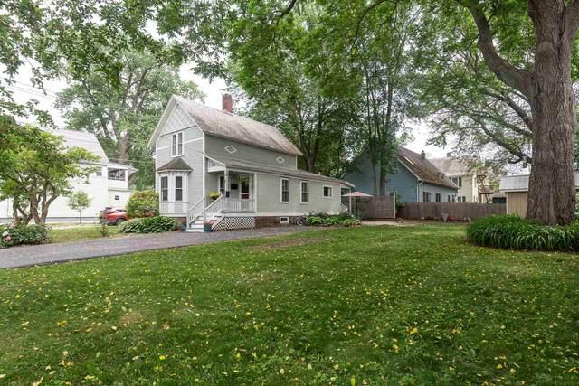 45 Howard Street, Burlington, VT 05401 (MLS #4866587) :: The Gardner Group