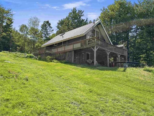 990 Old Mount Hunger Road, Barnard, VT 05031 (MLS #4866589) :: The Hammond Team