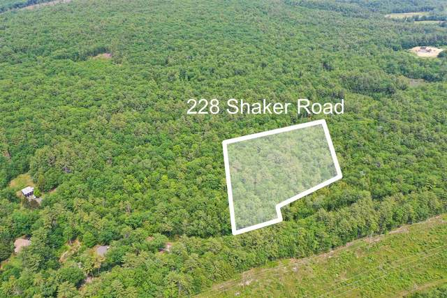 228 Shaker Road, Concord, NH 03301 (MLS #4866603) :: Keller Williams Coastal Realty