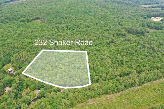 232 Shaker Road, Concord, NH 03301 (MLS #4866605) :: Keller Williams Coastal Realty