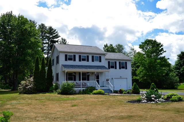21 Emile Drive, Milton, VT 05468 (MLS #4866818) :: Signature Properties of Vermont