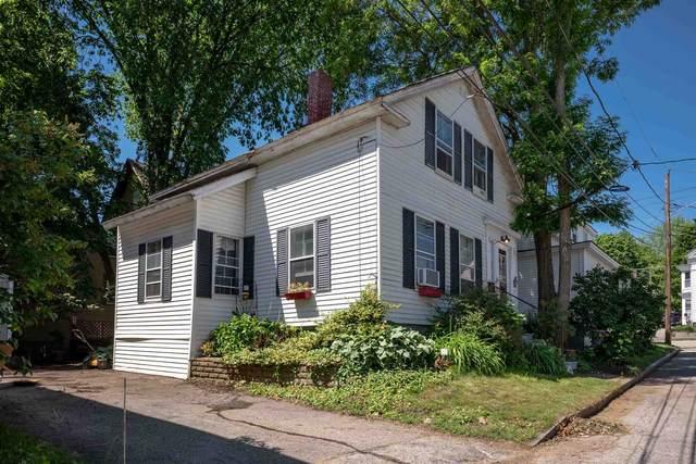 9 Lincoln Street, Concord, NH 03301 (MLS #4866878) :: Keller Williams Coastal Realty