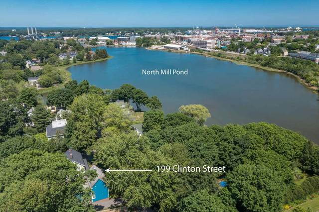 199 Clinton Street, Portsmouth, NH 03801 (MLS #4866912) :: Keller Williams Coastal Realty