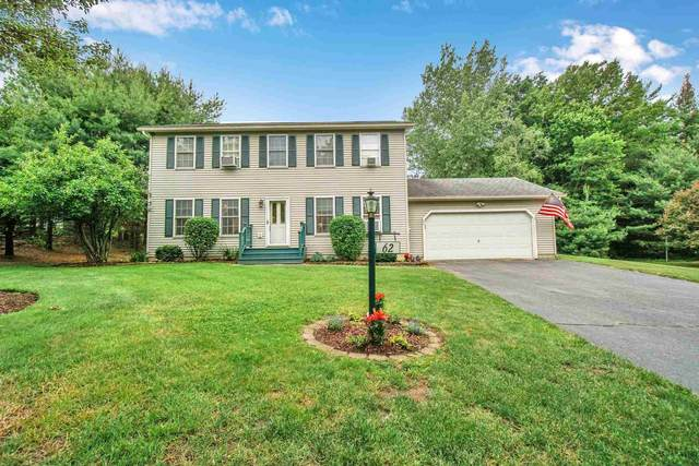 62 Ellison Street, Milton, VT 05468 (MLS #4866913) :: Signature Properties of Vermont