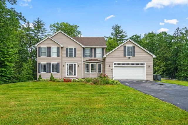 15 Overlook Drive, Newton, NH 03858 (MLS #4866973) :: Signature Properties of Vermont