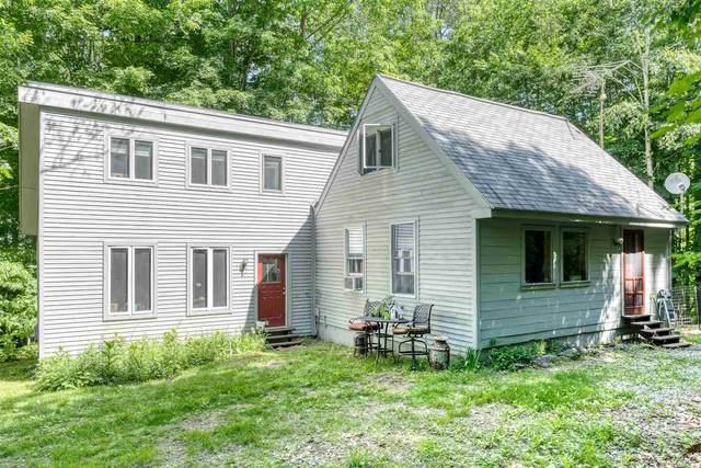33 Odonnel Farm Road, Sharon, VT 05065 (MLS #4867038) :: Keller Williams Coastal Realty