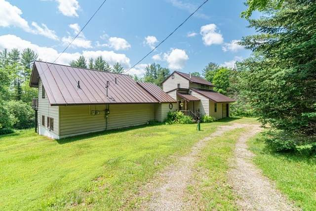 334 Vt Route 11, Londonderry, VT 05148 (MLS #4867055) :: Signature Properties of Vermont