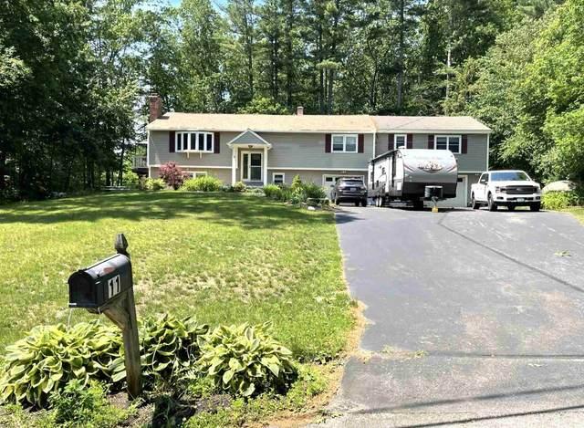 11 Westborn Drive, Merrimack, NH 03054 (MLS #4867062) :: Jim Knowlton Home Team