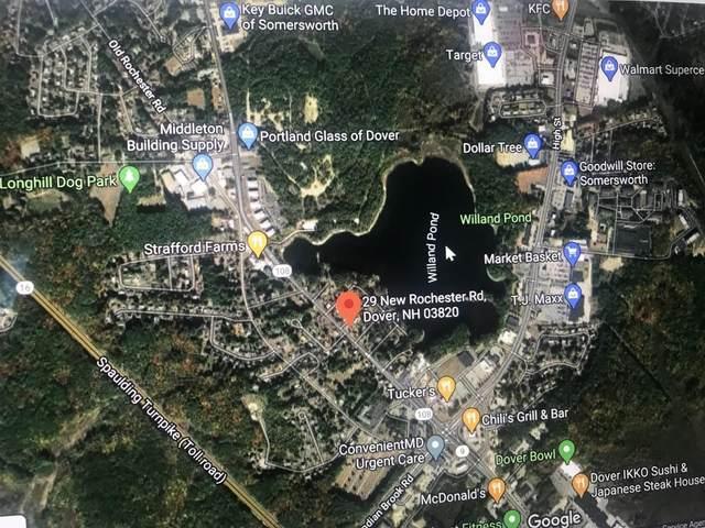 Lot 39-2 New Rochester Road, Dover, NH 03820 (MLS #4867093) :: Keller Williams Realty Metropolitan