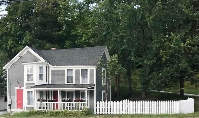 2197 North Main Street, Londonderry, VT 05148 (MLS #4867115) :: Signature Properties of Vermont