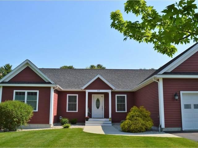 33 Sidesaddle Drive, Milton, VT 05468 (MLS #4867123) :: Signature Properties of Vermont