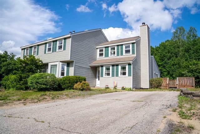 19 Reed Street B, Londonderry, NH 03053 (MLS #4867158) :: Signature Properties of Vermont