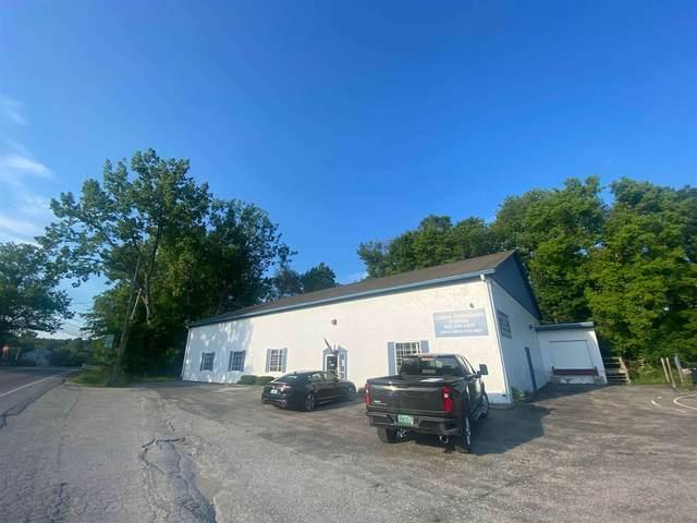 59 Harwood Hill Road, Bennington, VT 05201 (MLS #4867182) :: Keller Williams Realty Metropolitan