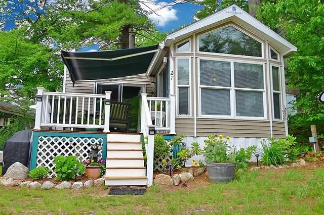 591 Weirs Boulevard #21, Laconia, NH 03246 (MLS #4867190) :: Jim Knowlton Home Team