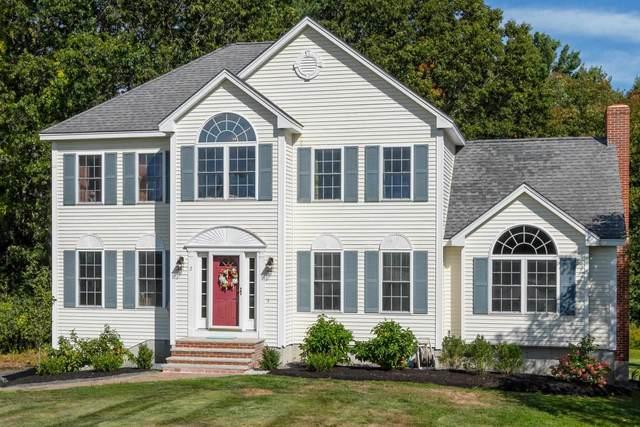 2 Fieldstone Lane, Hampton Falls, NH 03844 (MLS #4867193) :: Signature Properties of Vermont